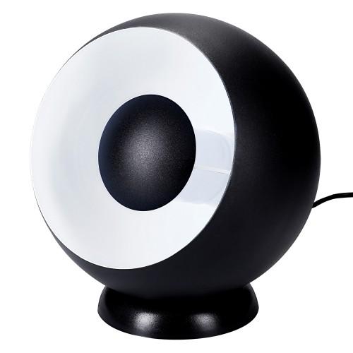 acheter lampe a poser metal noir