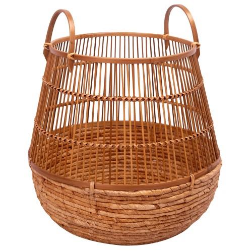 acheter panier en bambou naturel