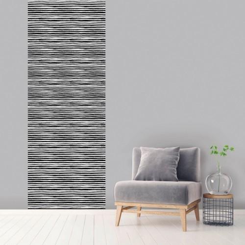 Lé unique vertical Slumpy 100 x 270 cm
