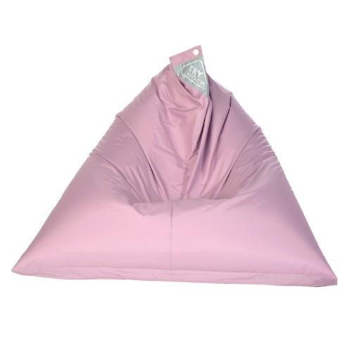 acheter pouf rose confortable