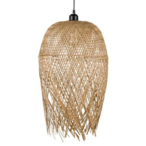 acheter suspension en bambou