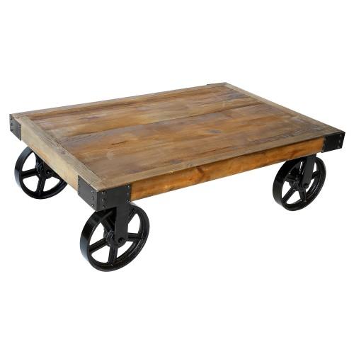 Table basse rectangulaire Sohar