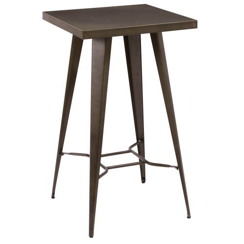 acheter table de bar design indus