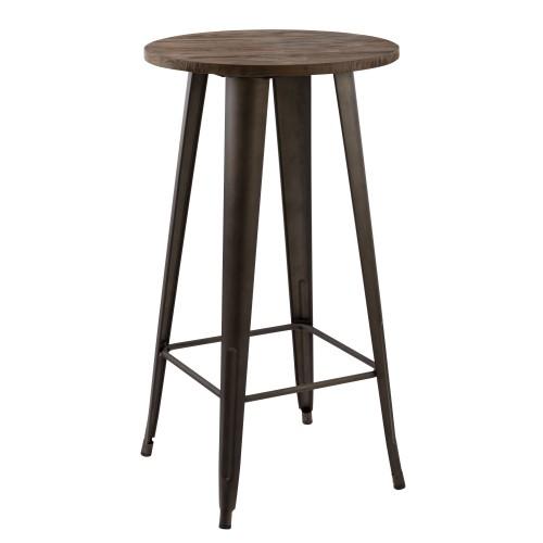 acheter table de bar ronde