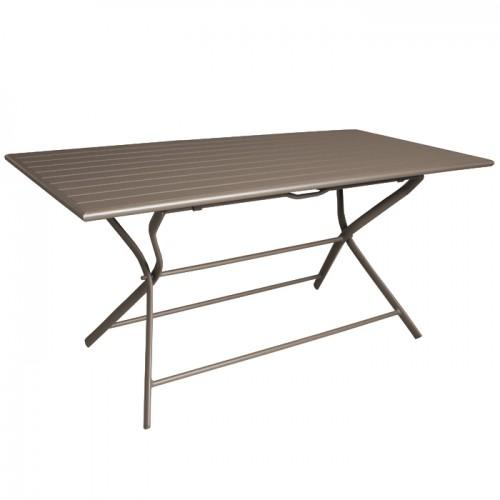 acheter table de jardin cafe exterieure