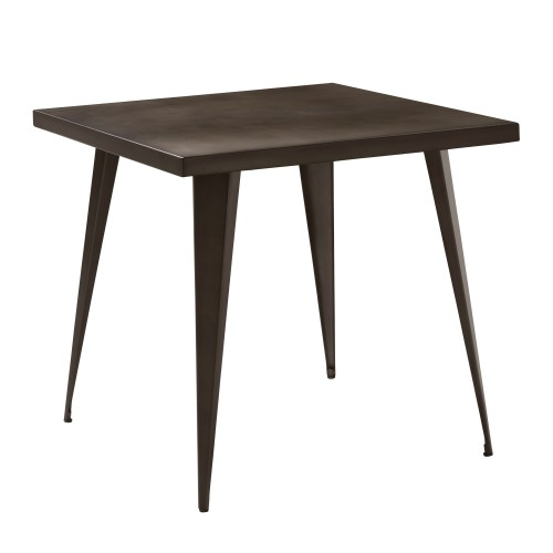 acheter table industrielle metal