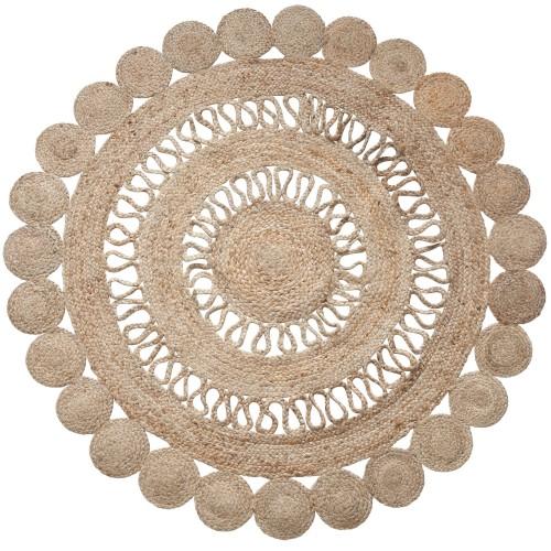 acheter tapis 150 cm diametre