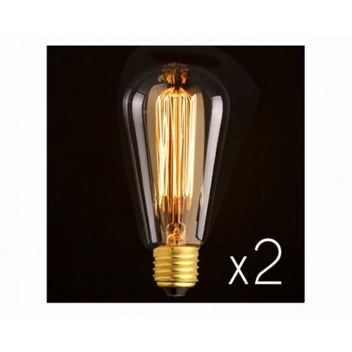 achat ampoule pas cher a filament ancienne