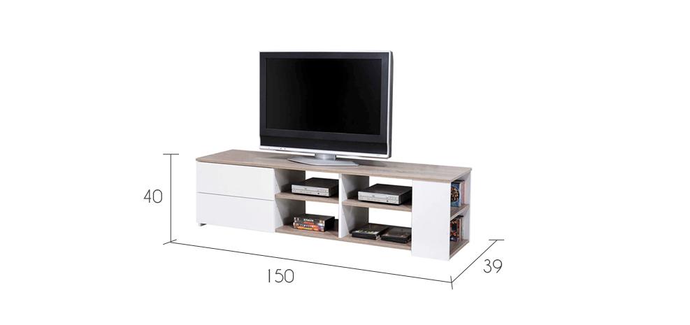 meuble t l design pas cher 20171015025423. Black Bedroom Furniture Sets. Home Design Ideas