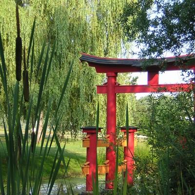 Decor Japonais Exterieur Deco Jardin Solaire Horenove