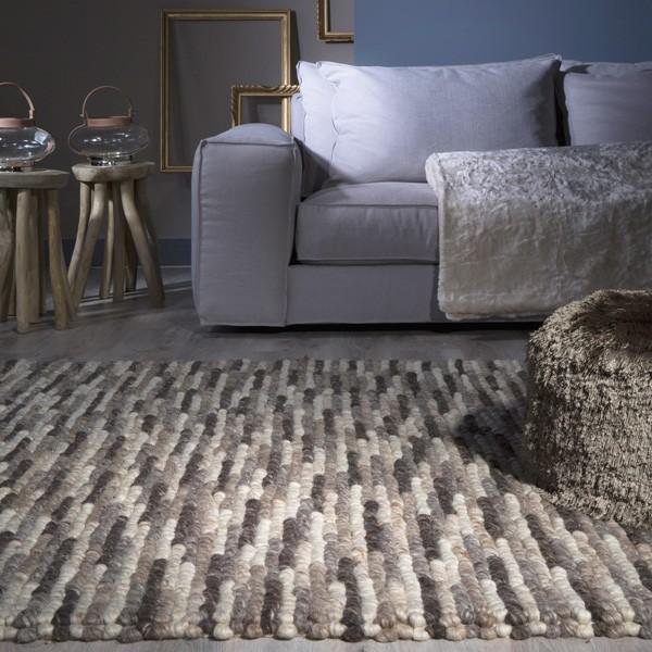 acheter tapis rouge design pas cher