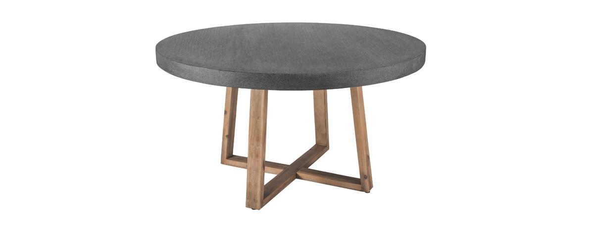 table de jardin ronde prix usine