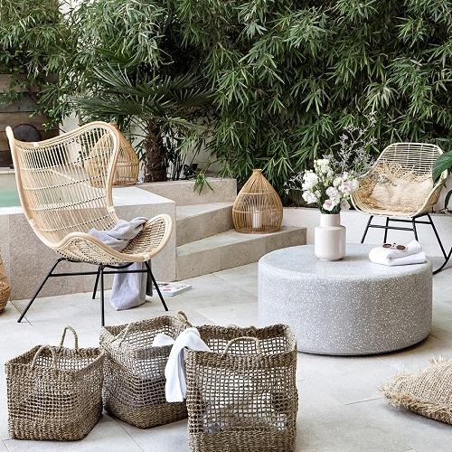 salon mobilier de jardin