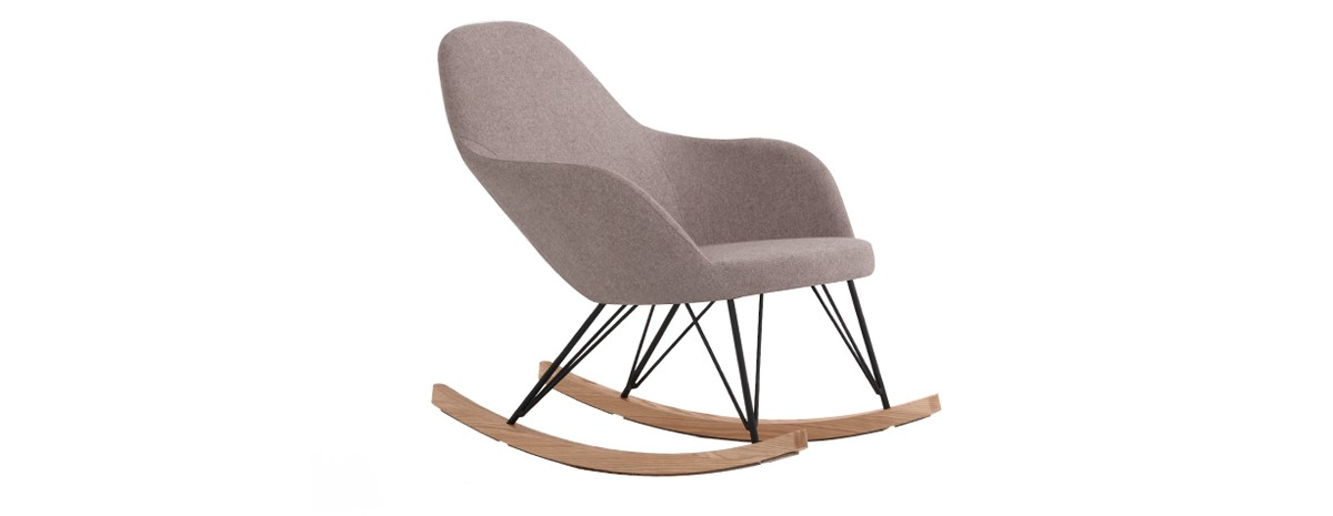 rocking chair design pas cher