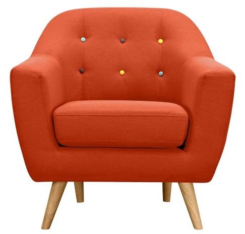 fauteuil design Color Block