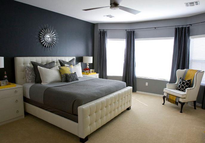 peinture pour une chambre à coucher