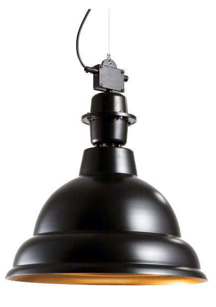 lampe suspendue inustrielle